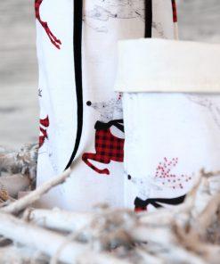 Geschenkbeutel Weihnachten Rudolf Rednose