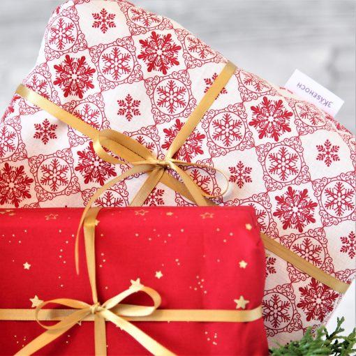 Geschenkbeutel Hüttenzauber