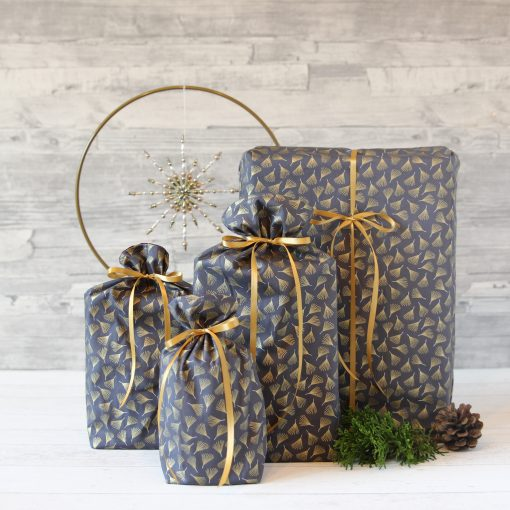 Geschenkbeutel innen Purple Christmas